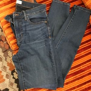 Madewell Roadtripper Jeans in Daryl wash!
